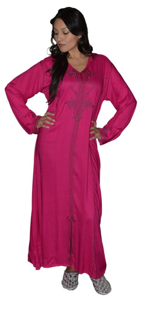0b61cf3075a The djellaba may be found in other North African countries as well as  Morocco, but it is still one of the most commonly worn items of clothing by  Moroccans.